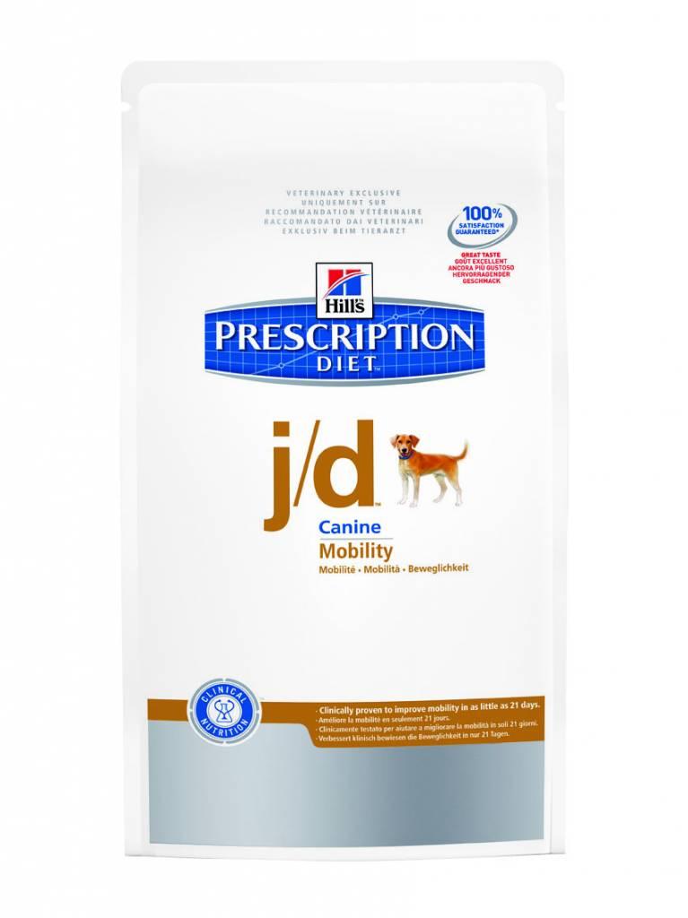 Hill's Hill's Prescription Diet Canine j/d 2kg