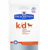 Hill's Hill's Prescription Diet Canine k/d 2kg