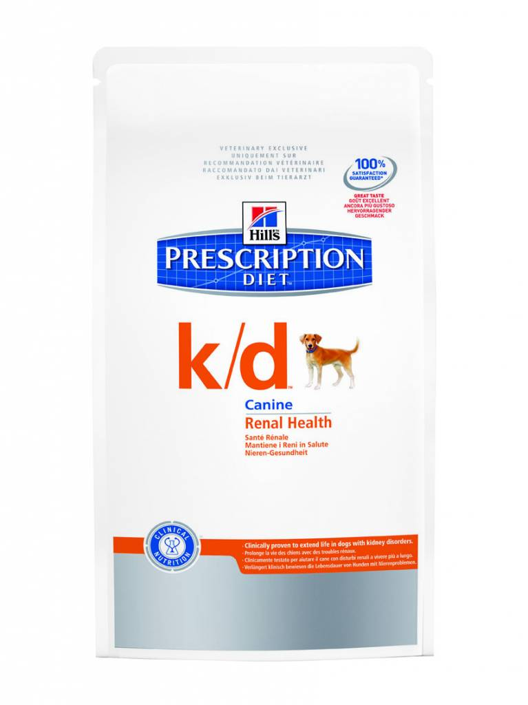 Hill's Hill's Prescription Diet Canine k/d 5kg