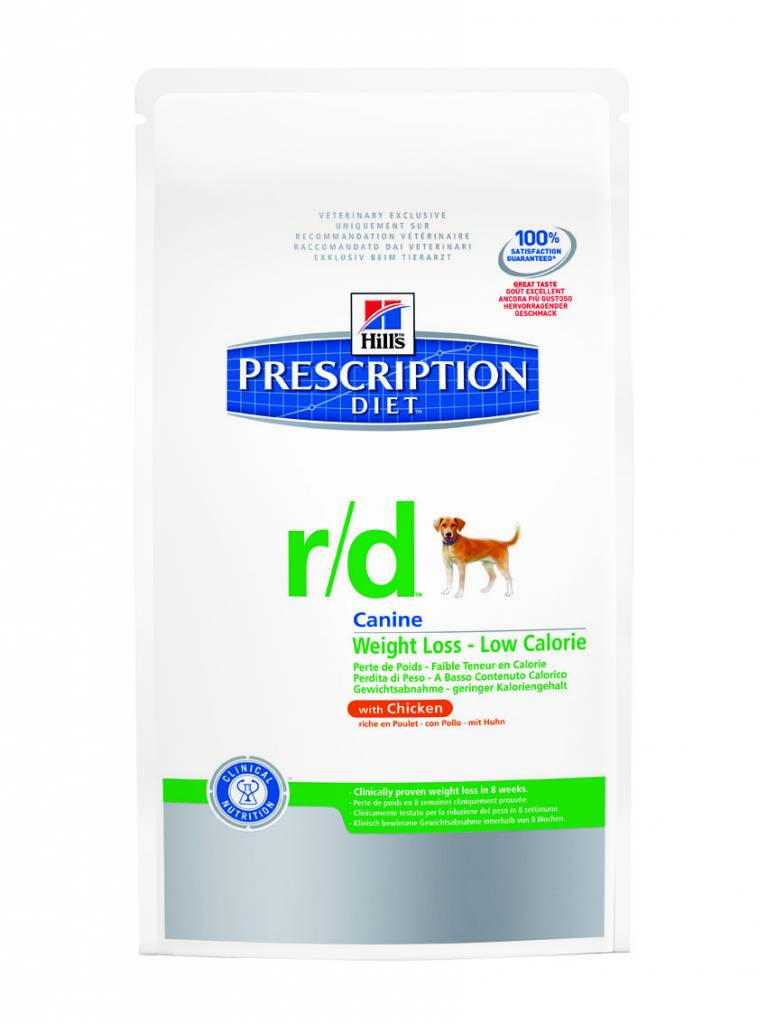 Hill's Hill's Prescription Diet Canine r/d with Chicken 12kg
