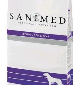 SANIMED SANIMED HOND atopy/sensitive 12,5kg