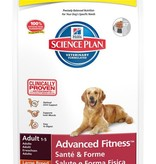 Hill's Hill's Science Plan Canine Adult Advanced Fitness Large Breed with Chicken 18kg