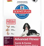 Hill's Hill's Science Plan Canine Adult Advanced Fitness Medium with Chicken 12kg