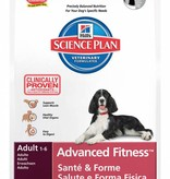 Hill's Hill's Science Plan Canine Adult Advanced Fitness Medium with Tuna & Rice 12kg