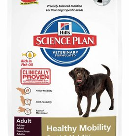 Hill's Hill's Science Plan Canine Adult Healthy Mobility Large with Chicken 12kg