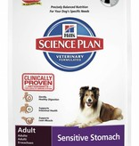 Hill's Hill's Science Plan Canine Adult Sensitive Stomach Chicken with Egg & Rice 1kg