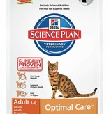 Hill's Hill's Science Plan Feline Adult Optimal Care with Lamb 2kg