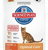 Hill's Hill's Science Plan Feline Adult Optimal Care with Tuna 5kg