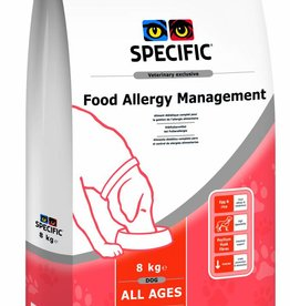 Specific Specific CDD Food Allergy Management 2,5kg