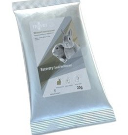 Trovet TROVET RSH RECOVERY SMALL HERBIVORES 20 GR
