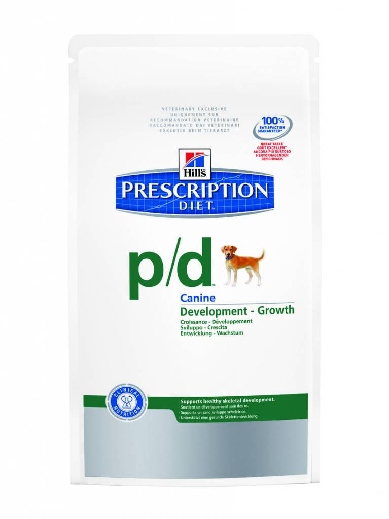 Hill's Hill's Prescription Diet Canine p/d Large Breed 12kg