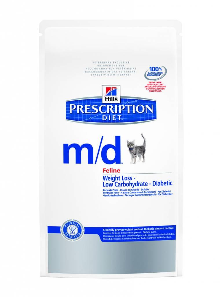 Hill's Hill's Prescription Diet Feline m/d 1,5kg