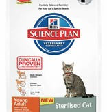 Hill's Hill's Science Plan Feline Young Adult Neutered Cat Chicken 3,5kg