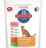 Hill's Hill's Science Plan Feline Adult Optimal Care with Rabbit 6x 400gr
