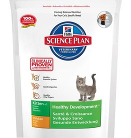 Hill's Hill's Science Plan Kitten Healthy Development Chicken 6x 400gr