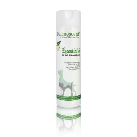 Dermoscent Dermoscent Essential 6 Sebo Shampoo Hond en Kat (200ml)