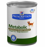 Hill's Hill's Prescription Diet Canine Metabolic 12x370gr