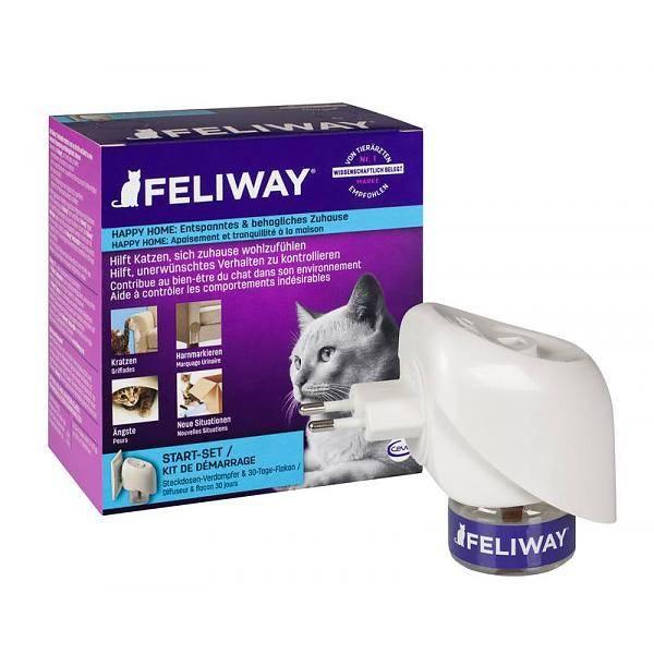 Feliway Feliway verdamper + flacon 24 ml
