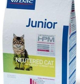Virbac VIRBAC HPM JUNIOR NEUTERED CAT 3KG