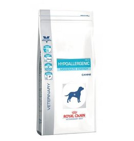 Royal Canin Royal Canin Hypoallergenic Moderate Calorie hond 14 kg