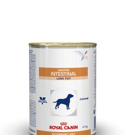 Royal Canin Royal Canin Gastro Intestinal Low Fat hond 12x410 g