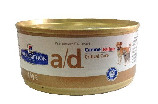 Hill's Hill's Prescription  Diet Canine/Feline a/d 24 x 156gr