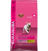EUKANUBA EUKANUBA DOG ADULT WEIGHT CONTROL SMALL 3 KG