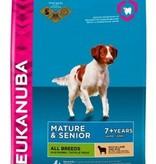 EUKANUBA EUKANUBA DOG MATURE & SENIOR ALL BREEDS (LAM) 2,5 KG