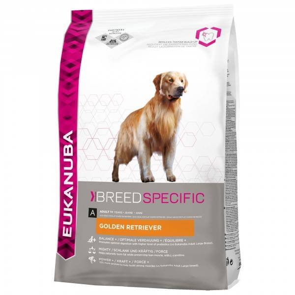 EUKANUBA EUKANUBA DOG GOLDEN RETRIEVER 12 KG
