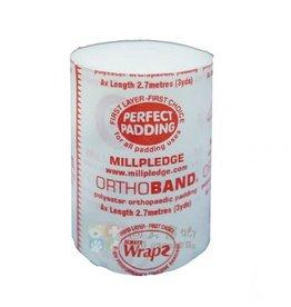 MILLPLEDGE VERBAND ORTHO-BAND WATTEN 10 CM
