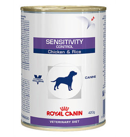 Royal Canin Royal Canin Sensitivity Control Kip hond 12x420 g