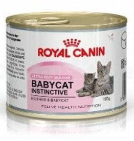 Royal Canin Royal Canin Pediatric Baby Instinctive Kat  blik 12x195g