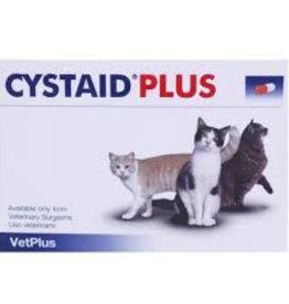 Vetplus Cystaid Plus Kat 30capsules