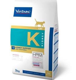 Virbac Virbac HPM Kidney Support Kat 3Kg