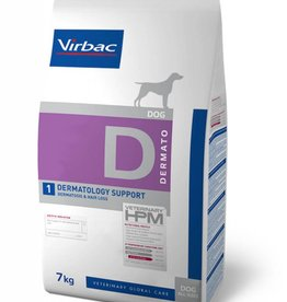 Virbac Virbac HPM Dermatology Support Hond 12Kg
