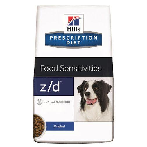 Hill's Hill's z/d Hond 10kg