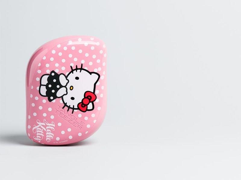 Tangle Teezer® Compact Styler Hello Kitty Pink