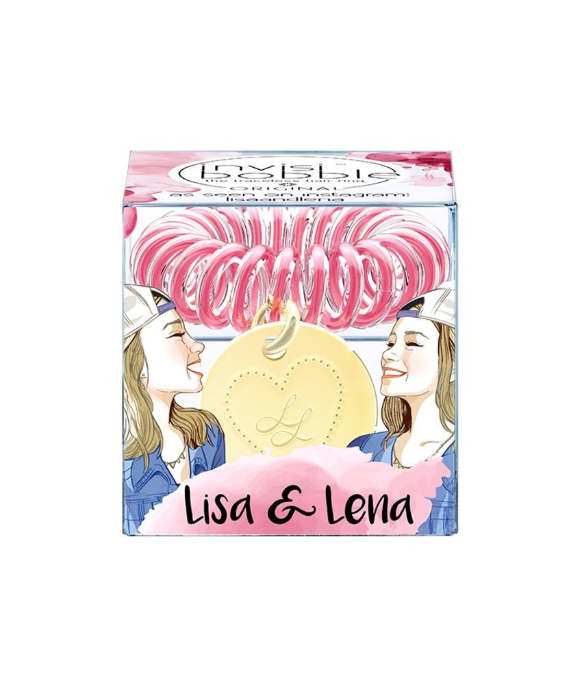 invisibobble® ORIGINAL Lisa & Lena
