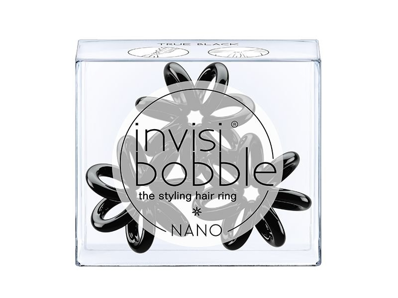 invisibobble® NANO True Black