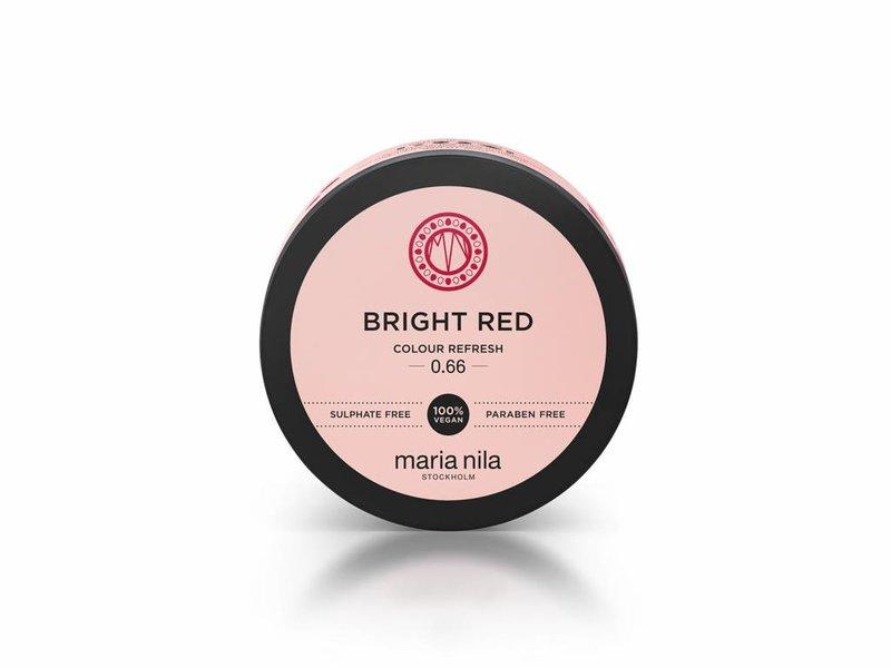 Maria Nila Colour Refresh Bright Red