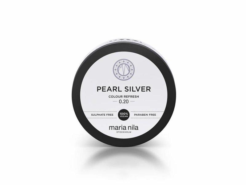 Maria Nila Colour Refresh Pearl Silver