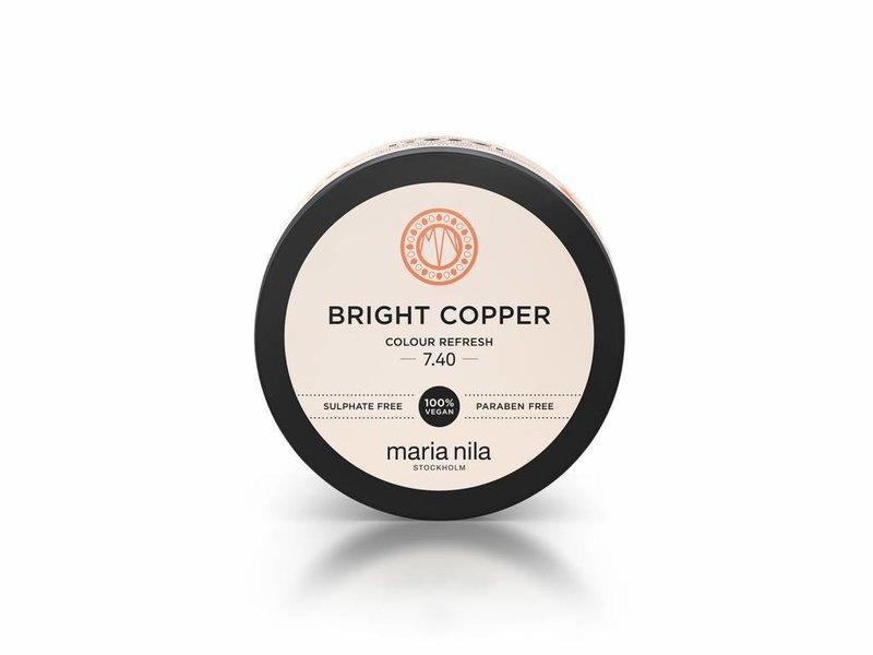 Maria Nila Colour Refresh Bright Copper