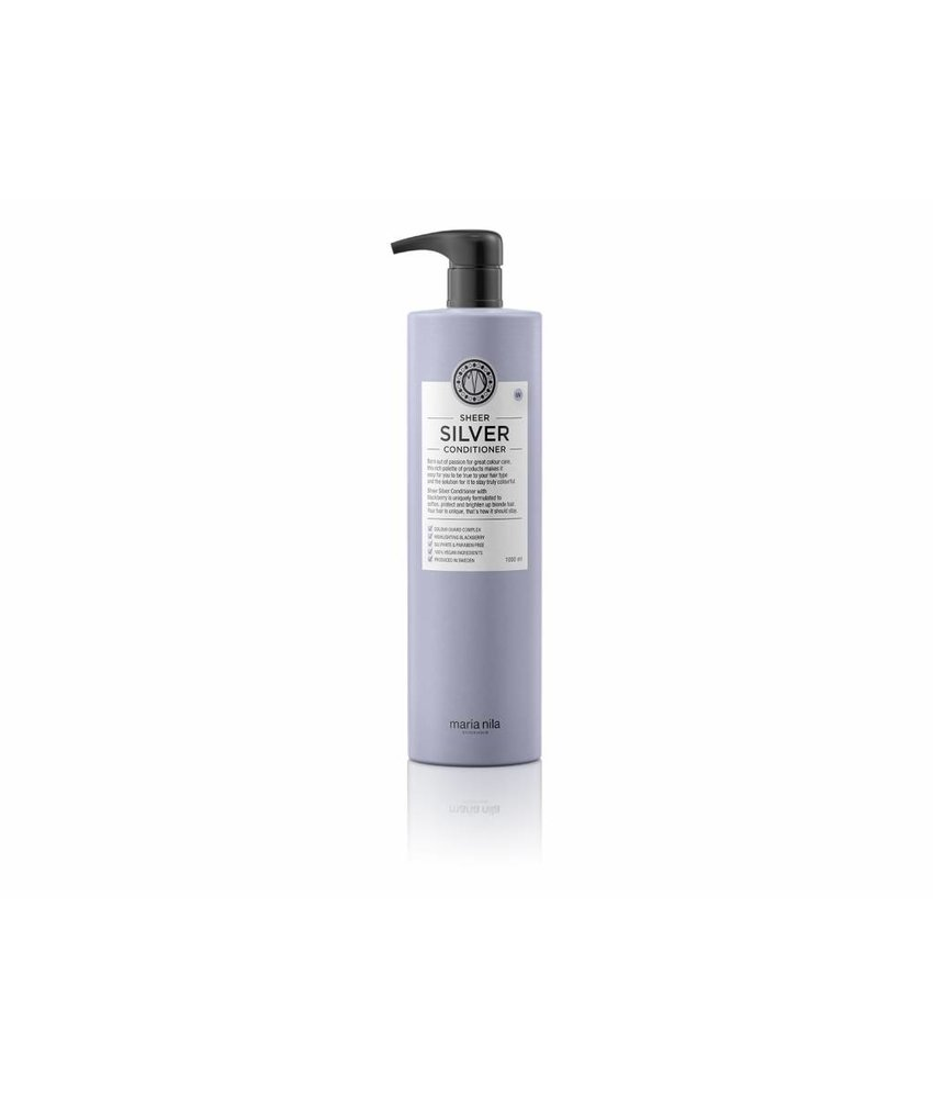 Maria Nila Sheer Silver Conditioner 1000 ml