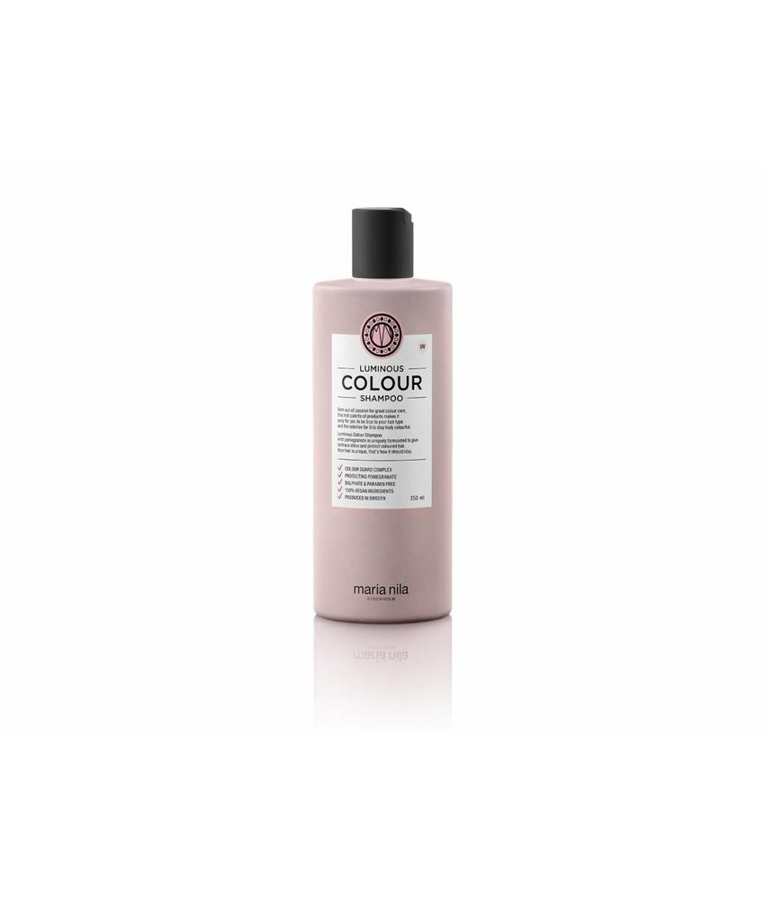 Maria Nila Luminous Colour Shampoo 350 ml