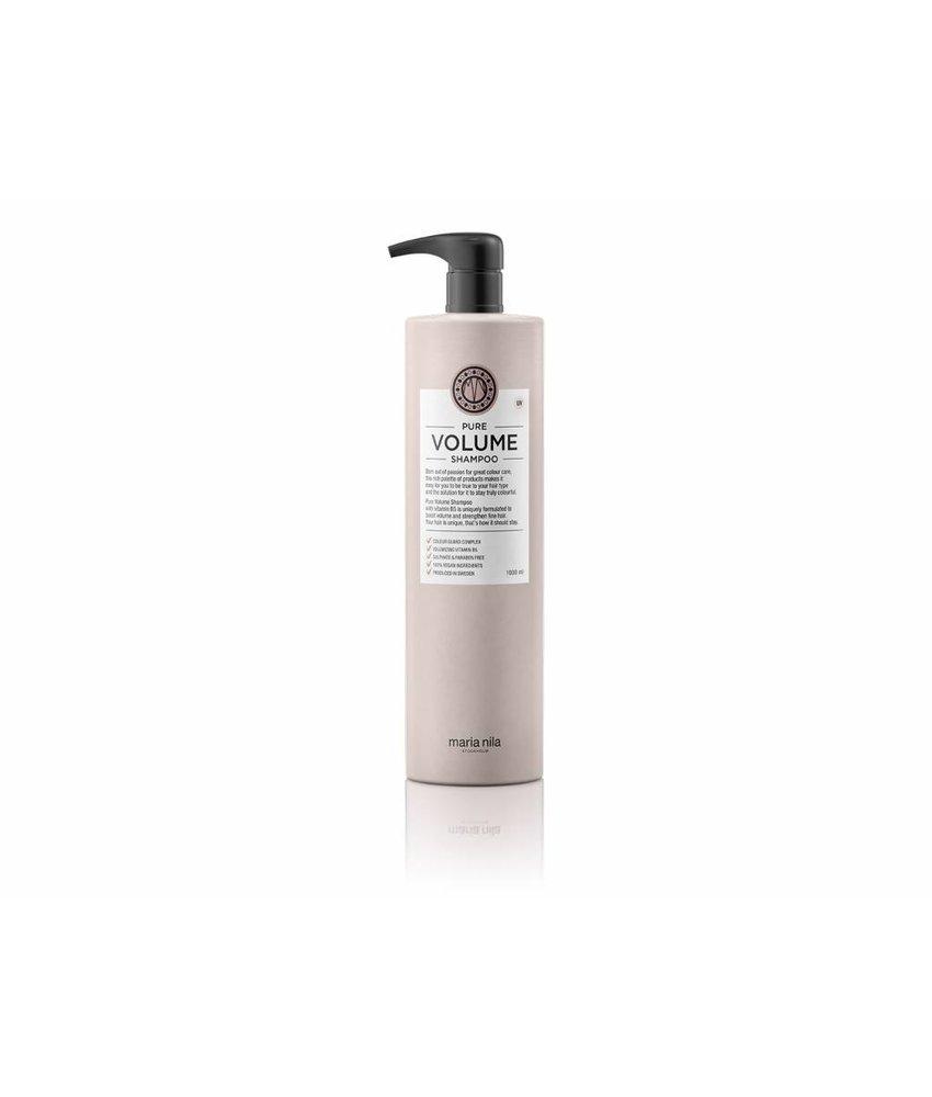 Maria Nila Pure Volume Shampoo 1000 ml