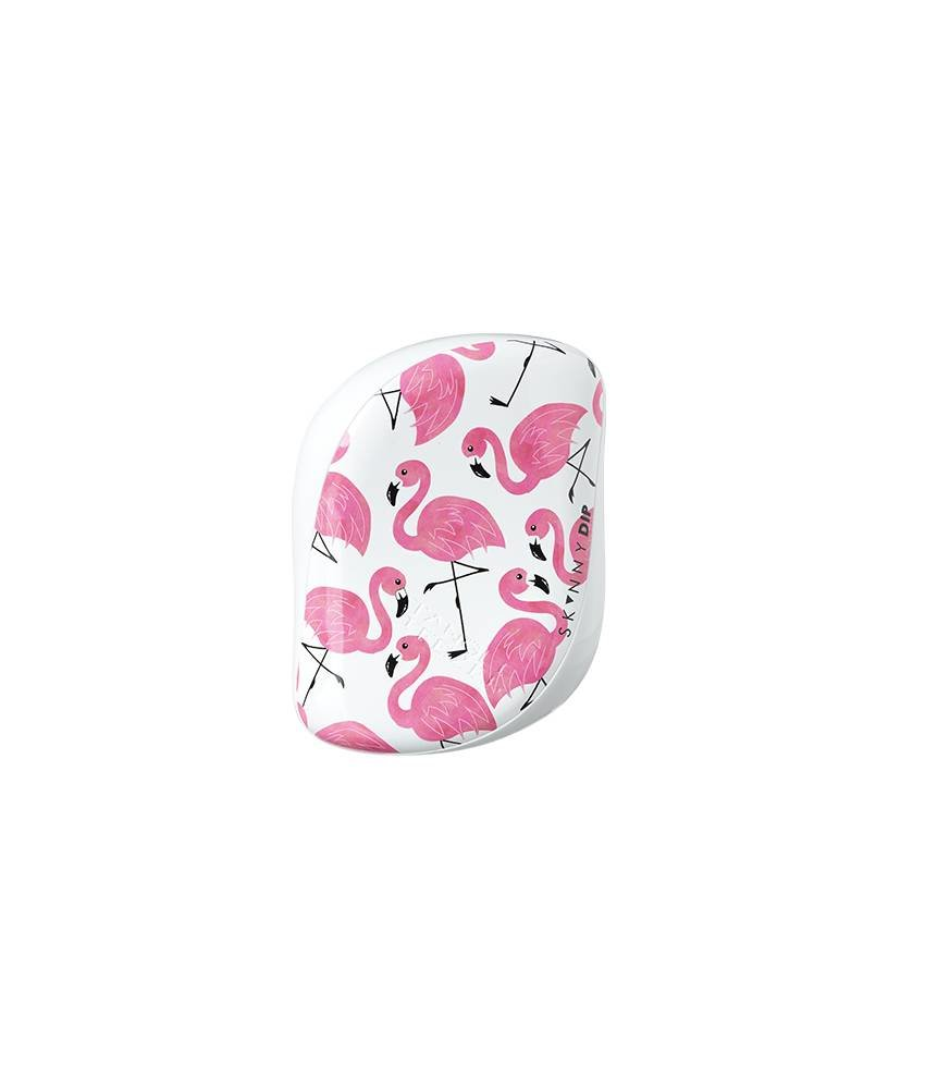Tangle Teezer® Skinny Dip White Flamingo