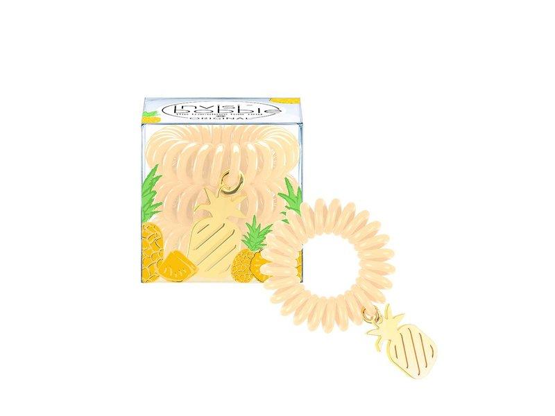 invisibobble® ORIGINAL Tutti Frutti Limited Collection Pineappeal