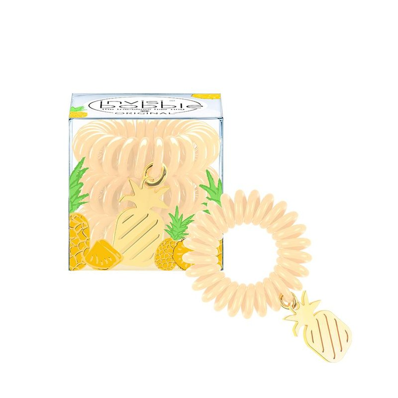 invisibobble® ORIGINAL Tutti Frutti Limited Collection Pineappeal