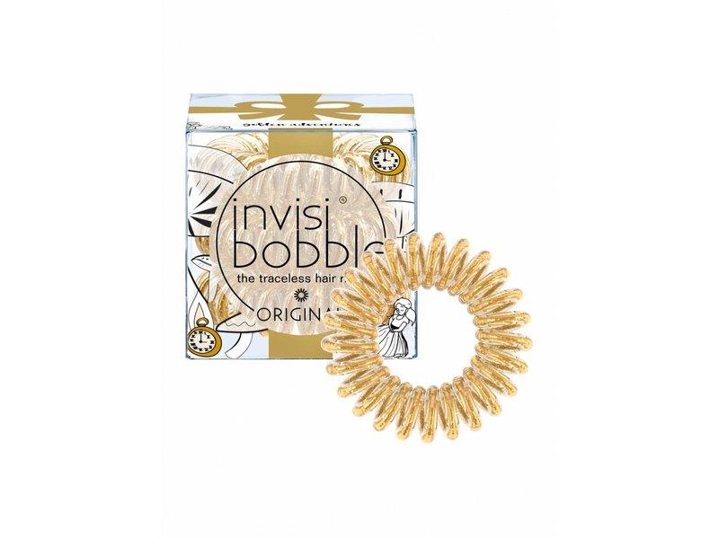 invisibobble® ORIGINAL I Live in Wonderland Limited Collection Golden Adventures