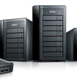 16 TB Promise Pegasus2 R4 Server Ed.